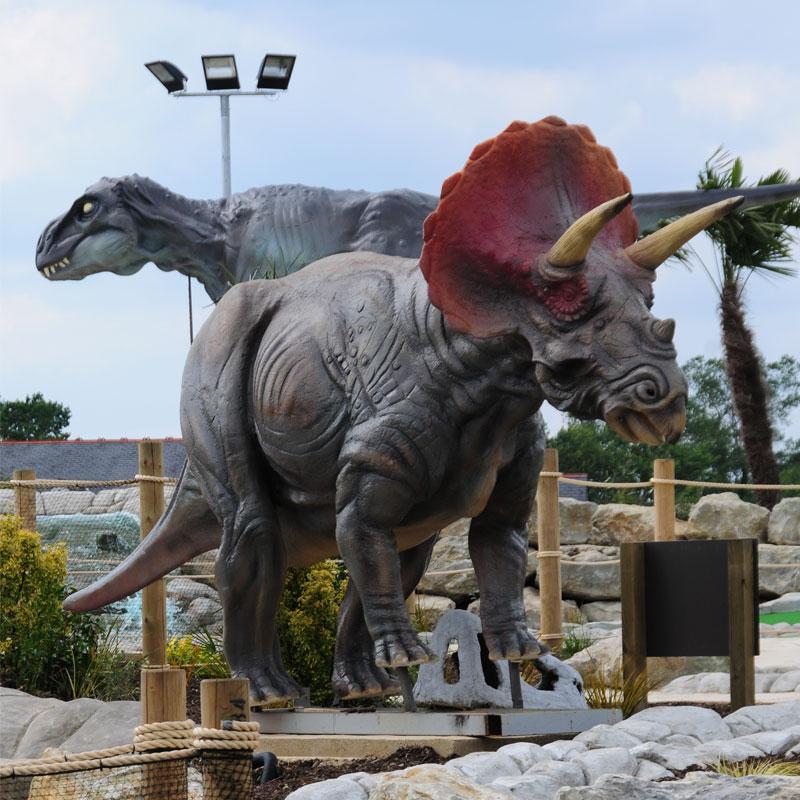 Dinosaur Safari Adventure Golf- What Is It??